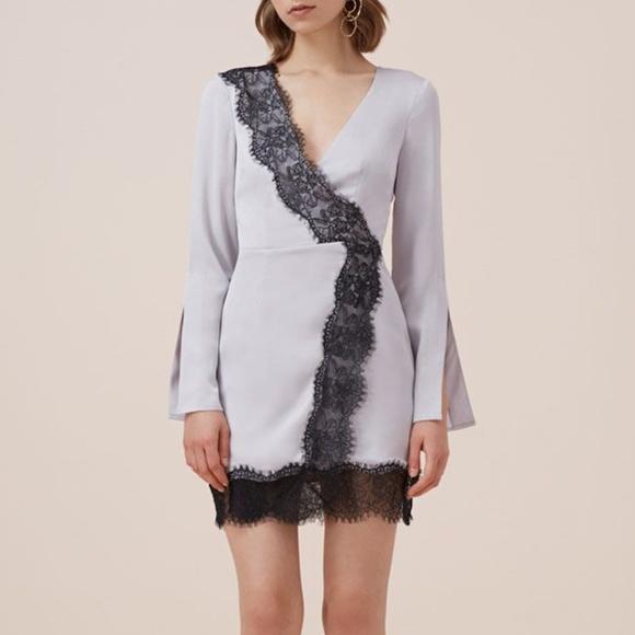 KEEPSAKE the Label Dresses & Skirts - Keepsake lace long sleeve dress